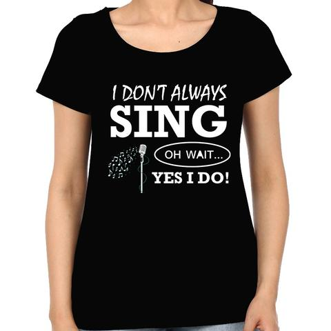 Singer Problem no 88 Woman Music t-shirt
