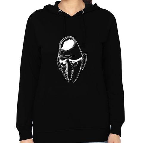 Hollow Mind psy Trippy Psychedelic  Woman Music Hoodie Sweatshirt