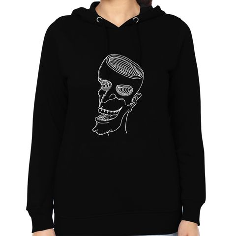 A happy Trip psy Trippy Psychedelic  Woman Music Hoodie Sweatshirt