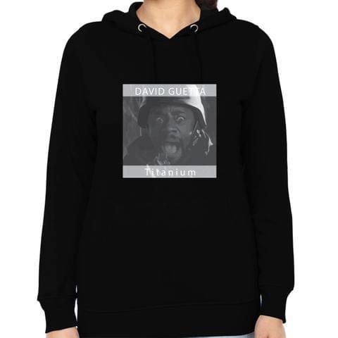 David Guetta - Titanium Woman Music Hoodie Sweatshirt