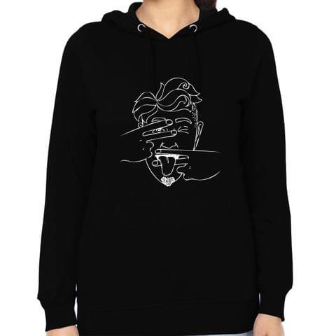 Don?t let me See, Speak  Trip psy Trippy Psychedelic  Woman Music Hoodie Sweatshirt