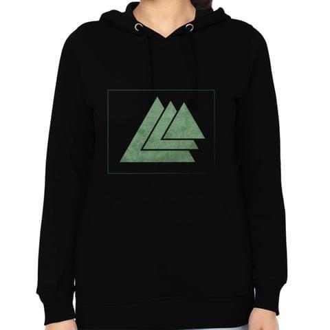 EDM Woman Music Hoodie Sweatshirt