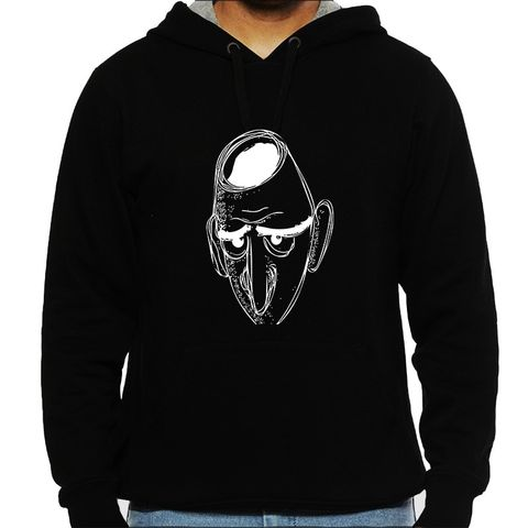 Hollow Mind psy Trippy Psychedelic  Man Hooded Sweatshirt