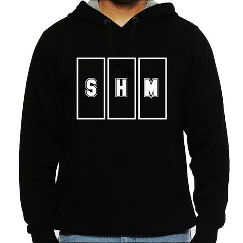 Swedish House Mafia Man Hooded Sweatshirt