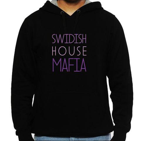 Swidish House Mafia - SHM Man Hooded Sweatshirt