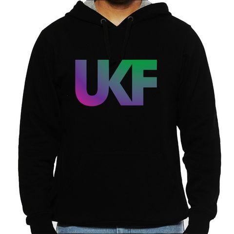 UKF Man Hooded Sweatshirt