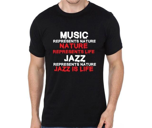 Jazz is Life T-shirt for Man, Woman , Kids - 41956C5SH3VY
