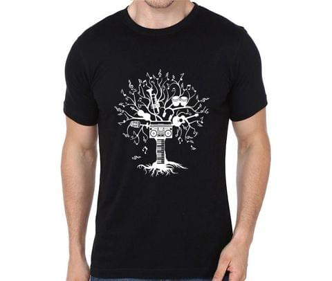 Tree of Music  T-shirt for Man, Woman , Kids - 5HAUMCTMG36A4Y3