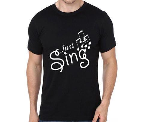 Just Sing T-shirt for Man, Woman , Kids - 7BGKW75A92CA