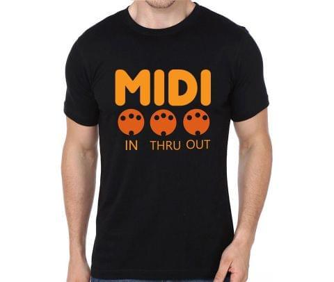 Midi T-shirt for Man, Woman , Kids - 7QQFVLJDMUC3