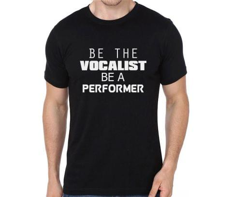 Performer is The Vocalist T-shirt for Man, Woman , Kids - 7HQM67WTZ5ZB