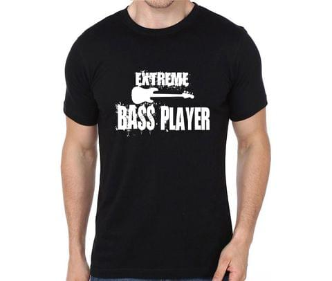Extreme Bass Player T-shirt for Man, Woman , Kids
