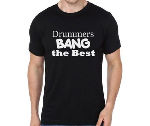 Drummer Bang the Best T-shirt for Man, Woman , Kids - B2KMKPD3CSZT