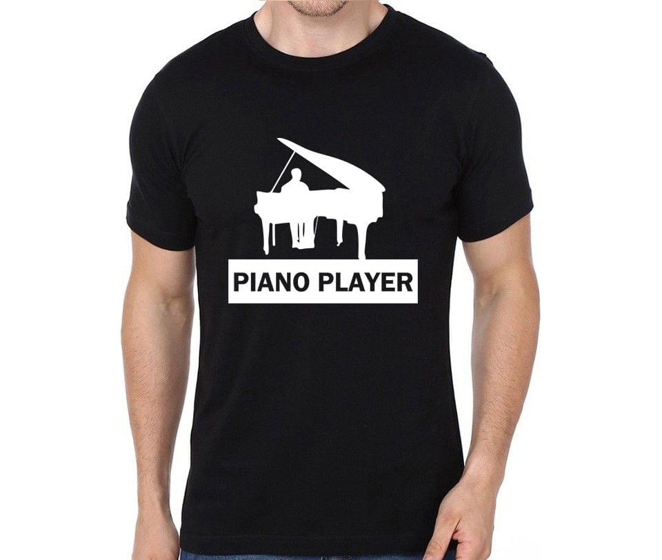Piano Player T-shirt for Man, Woman , Kids - CBFKXRZMTQSU