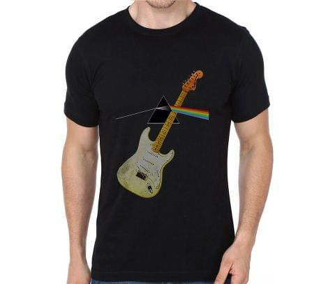 Pink Floyd through my Guitar New Design T-shirt for Man, Woman , Kids - CJEDN62GWBM4