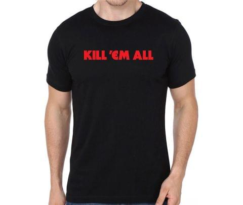 Metallica Kill 'Em All  New Design T-shirt for Man, Woman , Kids - KBBSPFTGUH5K