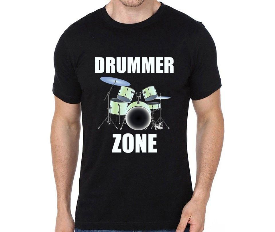 Drummer Zone T-shirt for Man, Woman , Kids - VHGGAGWN67DR