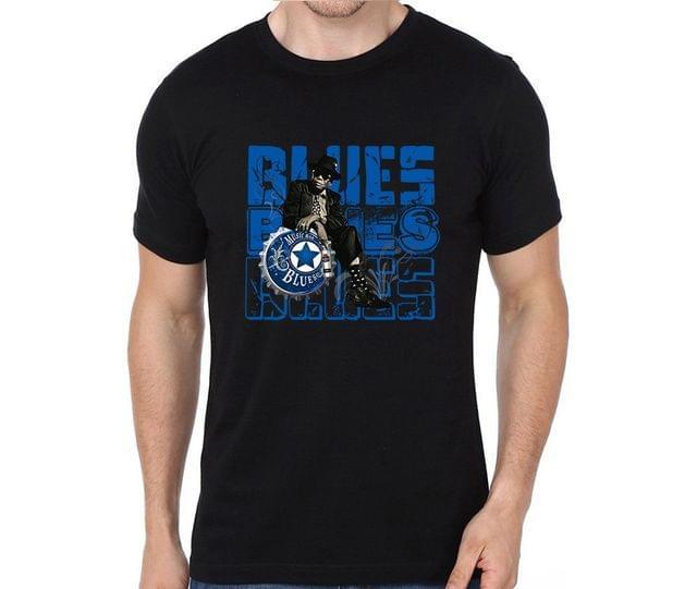 Blues Blues Blues T-shirt for Man, Woman , Kids - VJXB2A4W2FSU