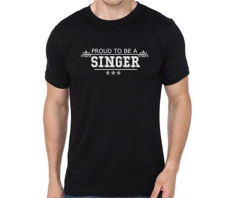 Proud to be a Singer T-shirt for Man, Woman , Kids - WYK93UD4GCLE