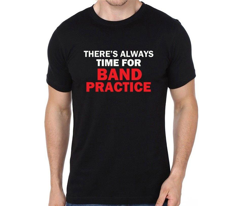 Band Practice make it Extraordinary T-shirt for Man, Woman , Kids - YSNNPLNMWT64