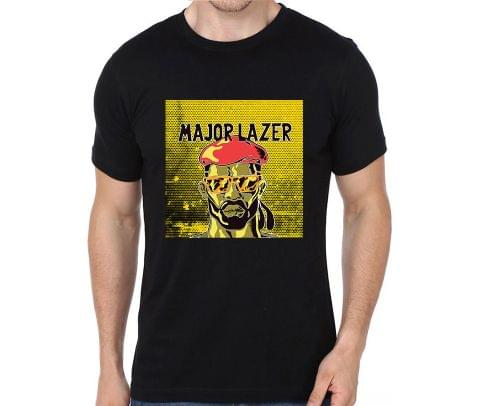 Major Lazer T-shirt for Man, Woman , Kids - Q7SGCYKWJVME