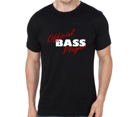 Official Bass Player T-shirt for Man, Woman , Kids - QG4WAWEGTM7R