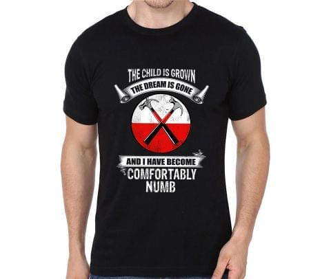 Pink Floyd Comfortably Numb New Design T-shirt for Man, Woman , Kids - DZQJ6MKGH3T2