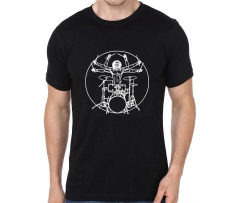 Drummer Karma Drums  T-shirt for Man, Woman , Kids - FK8J73F7LKD5AYV