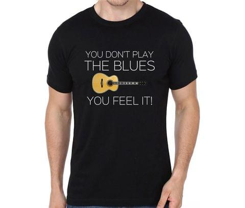 Feel the Blues T-shirt for Man, Woman , Kids - 1WC59EASKKHW