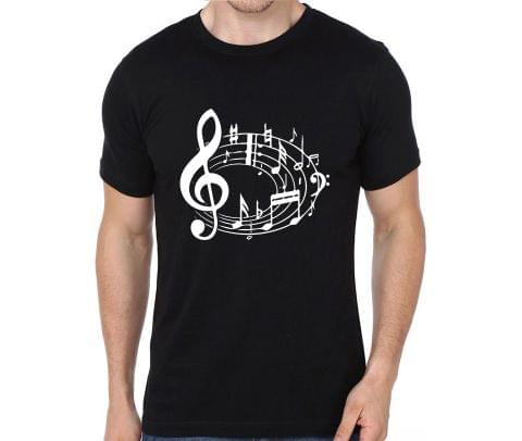 Music Notes  rock metal band music tshirts for Men Women Kids - NDPDNRSGGGESXFV9