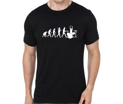 Evolution of a Drummer rock metal band music tshirts for Men Women Kids - VXRVWDU8ELNEHSR4