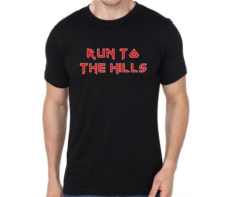 Iron Maiden - Run to the Hills rock metal band music tshirts for Men Women Kids - VN9FDEBC66Z6ZGCT