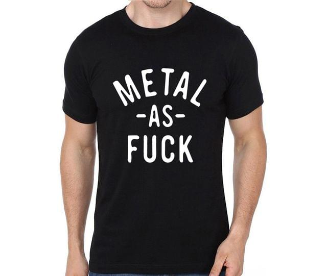 Metal AF rock metal band music tshirts for Men Women Kids - GVXVHT3Y5JZE6F6J