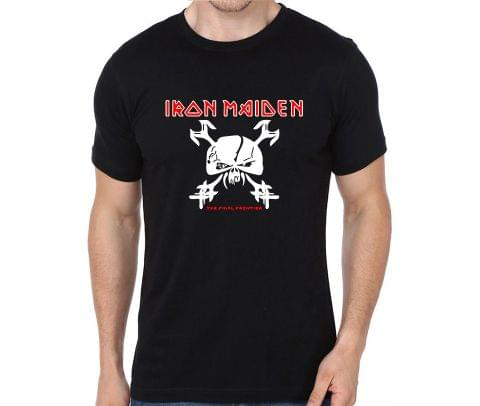 Iron Maiden - Final Frontier rock metal band music tshirts for Men Women Kids - PDGXYQACS2CUCQ7N
