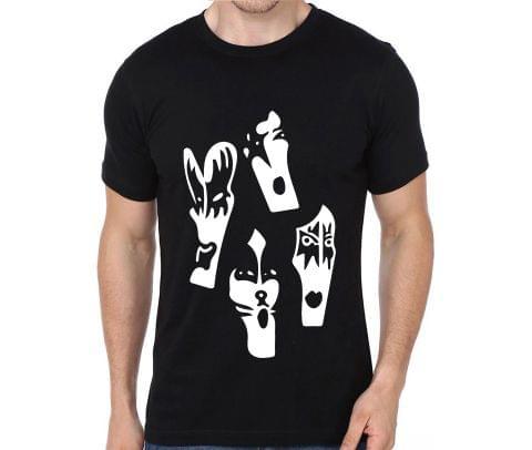 KISS rock metal band music tshirts for Men Women Kids