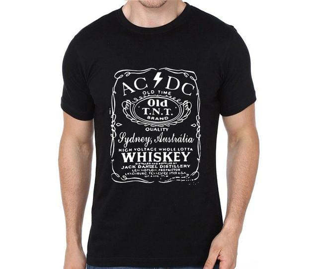 ACDC Jack Daniels rock metal band music tshirts for Men Women Kids - PR9ZDE958KD86SS9