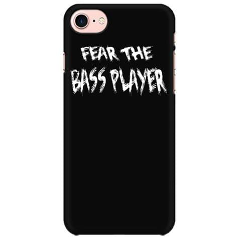 Fear the Bass Player Mobile back hard case cover - 33T86WXKGZSC