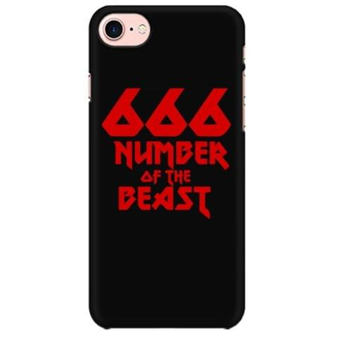 666 Number of the Beast Iron Maiden rock metal band music mobile case for all mobiles - YHZBAYQA7CX7KUK4