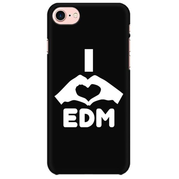 Love EDM Mobile back hard case cover - QDWFTM8QRBXY