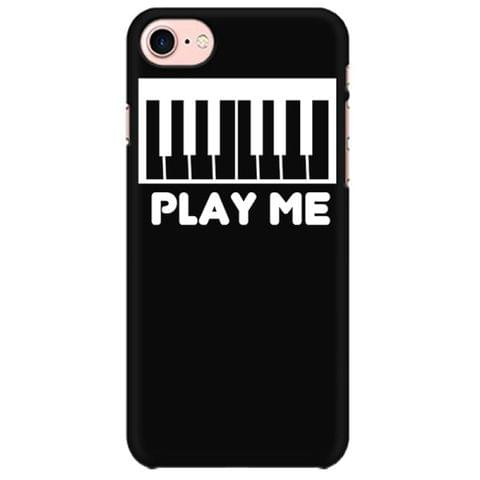 Piano Play me Mobile back hard case cover - MD58HL4GNWJD