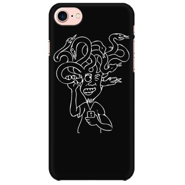 Not listening to Myself -  psy Trippy Psychedelic  Mobile back hard case cover - MPBEZJW22GT5