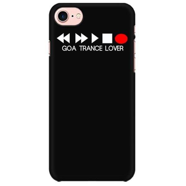 Goa Trance lover Mobile back hard case cover - NPUJPV7WXJX7