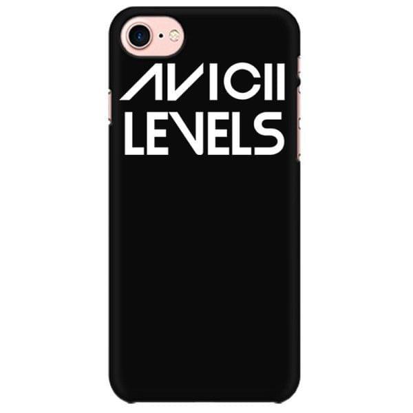 Avicii - Levels Mobile back hard case cover - LFQ7Q6K7F2R8