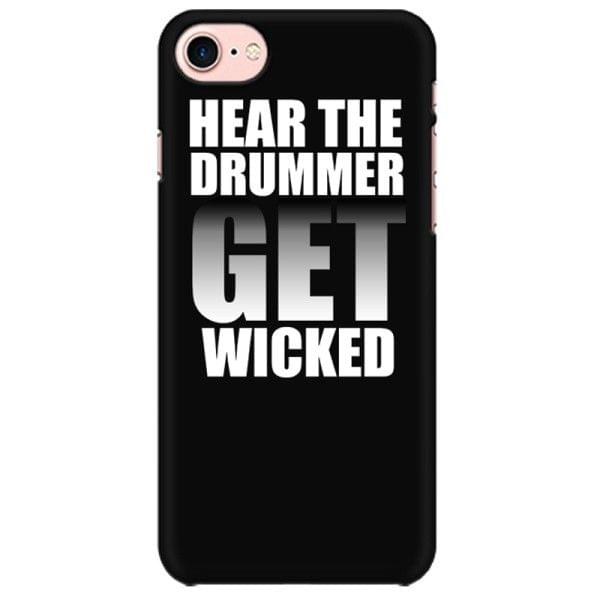 Get Wicked with the Drummer Mobile back hard case cover - LJME5LDWP6W4