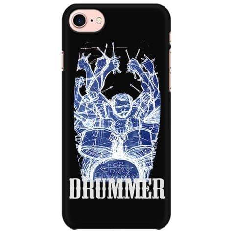 Drummer Karma Mobile back hard case cover - M61RF9U8XW2M