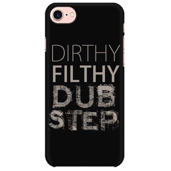 Dirty Filthy Dubstep Mobile back hard case cover - KPPFPA7Z6DUP