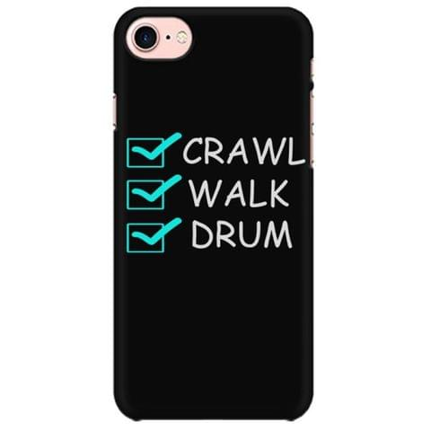 Crawl Walk Drum Mobile back hard case cover - FUZD521LZ6V4