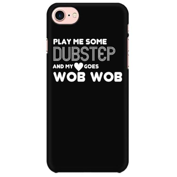 Wub Wub for Dubstep Mobile back hard case cover - G9H1ZXH6VFLG
