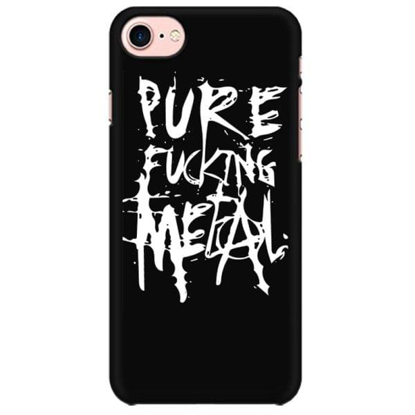 Pure Fucking Metal rock metal band music mobile case for all mobiles - GH87M8QQNYZHDCYK