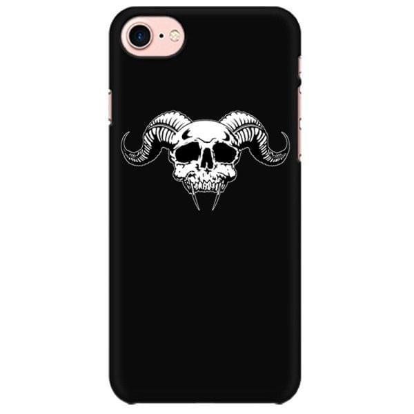 Demon Skull  Mobile back hard case cover - GHNBMP3U7J7GQ5Z